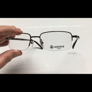 f4d8d98e8abb Accessories - New UNISEX Semi-Rimless Frame in Brown